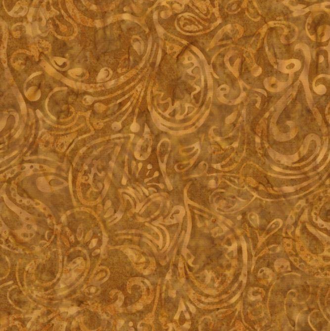 Tonga Batik Nutmeg
