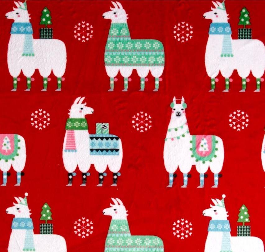 Llama Navidad