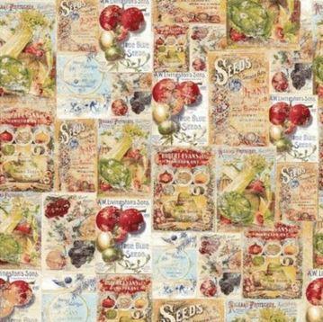 Vintage Seedpackets