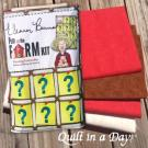 Quilt in a Day: Fun on the Farm Mystery Quilt