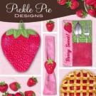 Pickle Pie Berry Sweet Embroidery Event